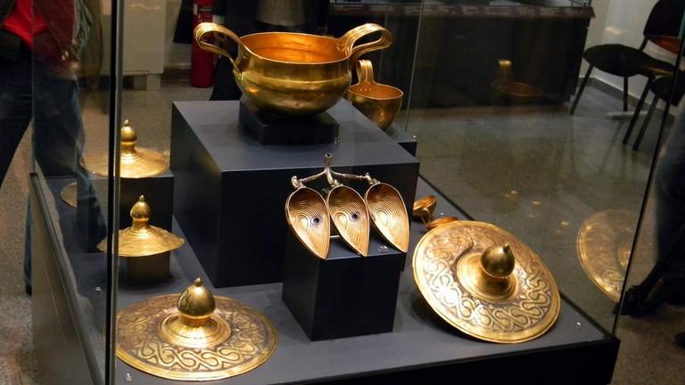 Valchitran treasure | © Daznaempoveche/WikiCommons