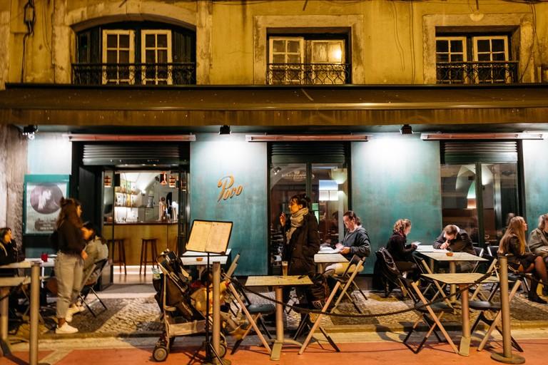 WATSON - LISBON, PORTUGAL- CAIS DO SODRE - BAR O POVO