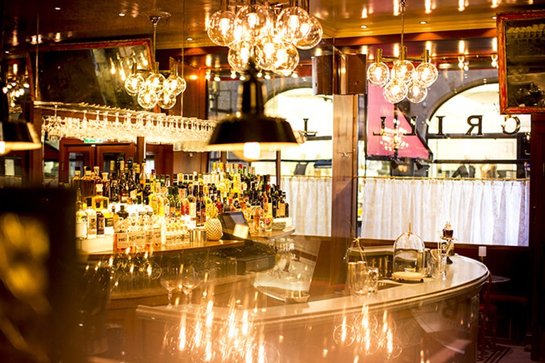 Classic French brasserie Zink