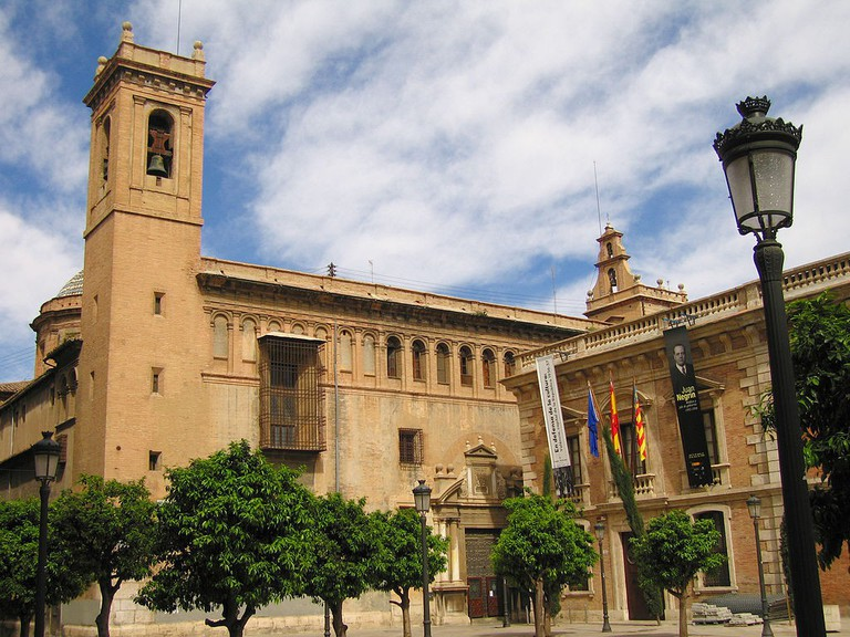 "Colegio del Patriarca, home of the ""Dragon"". Photo: Wikimedia Commons"