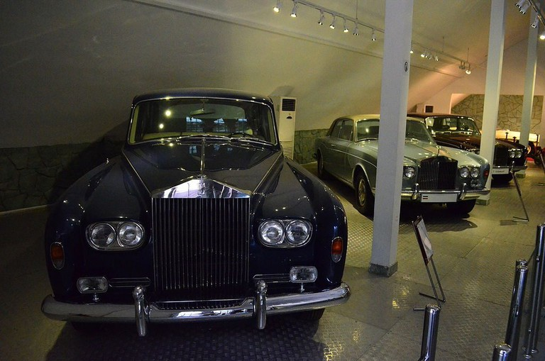 One of the museums of Sa'ad Abad includes a collection of royal cars | © Darafsh / Wikimedia Commons