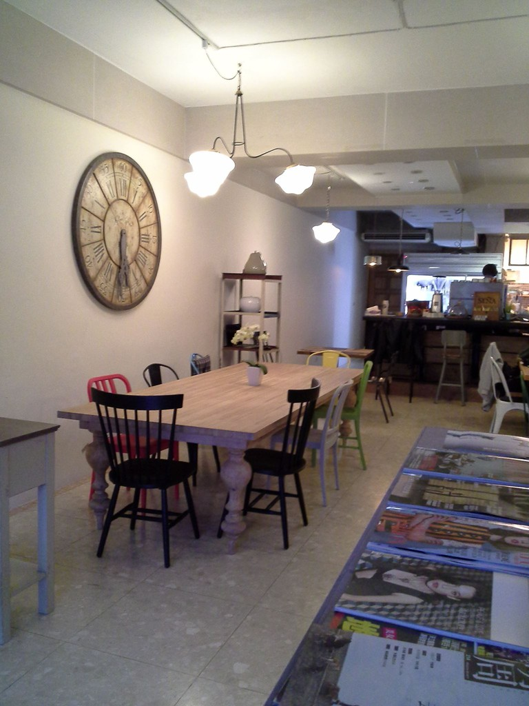 1117一起Cafe, Da'an District