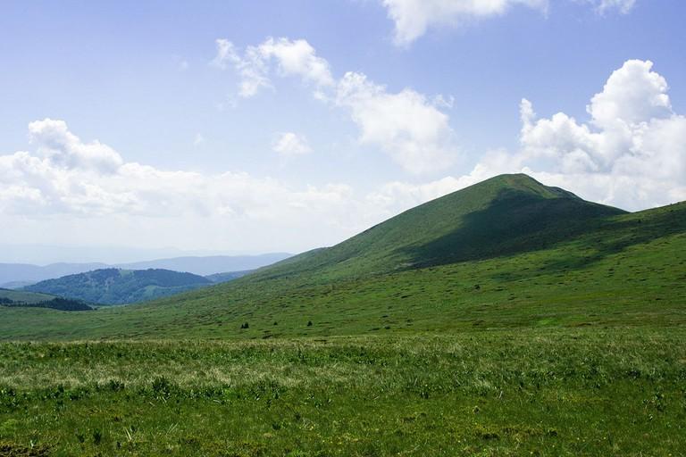 Kom Peak | © Dido3/WikiCommons