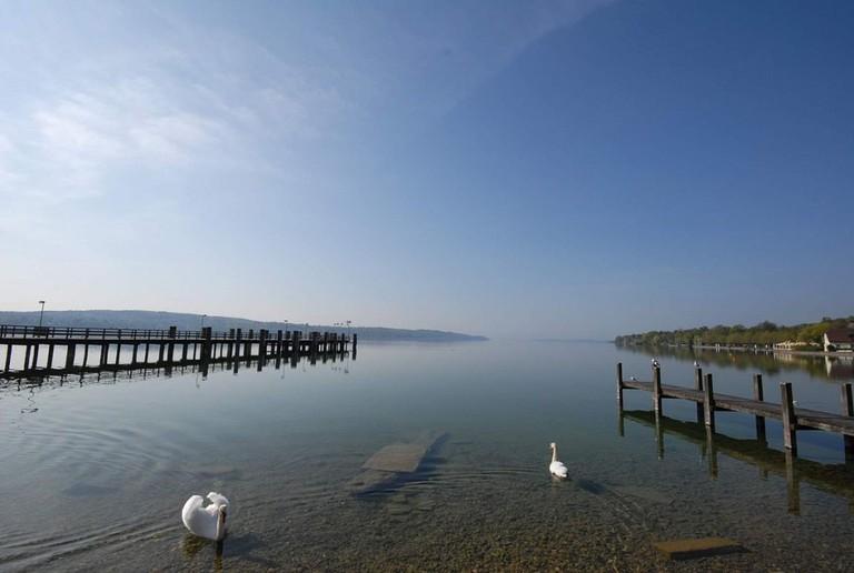 Lake Starnberg © Bbb / Wikicommons