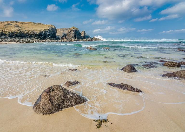 Dalbeg Beach, Lewis | © Chris Combe/Flickr