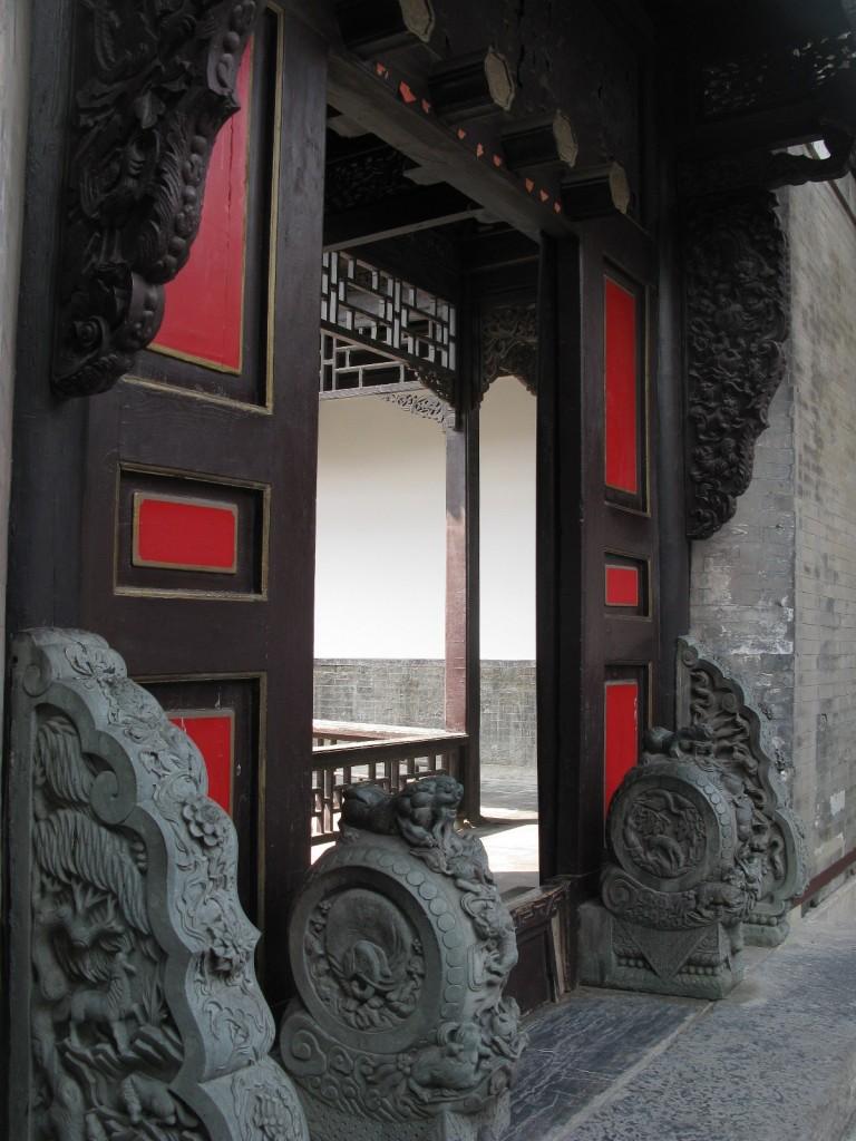 Shi Family Courtyard, Tianjin © Caitriana Nicholson