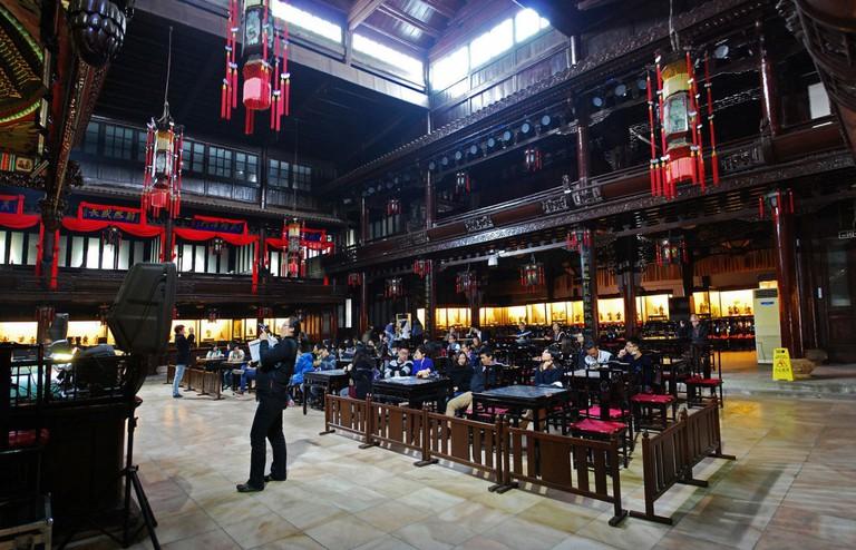 Tianjin Opera Museum © Glen Wash Ivanovic/ Flickr