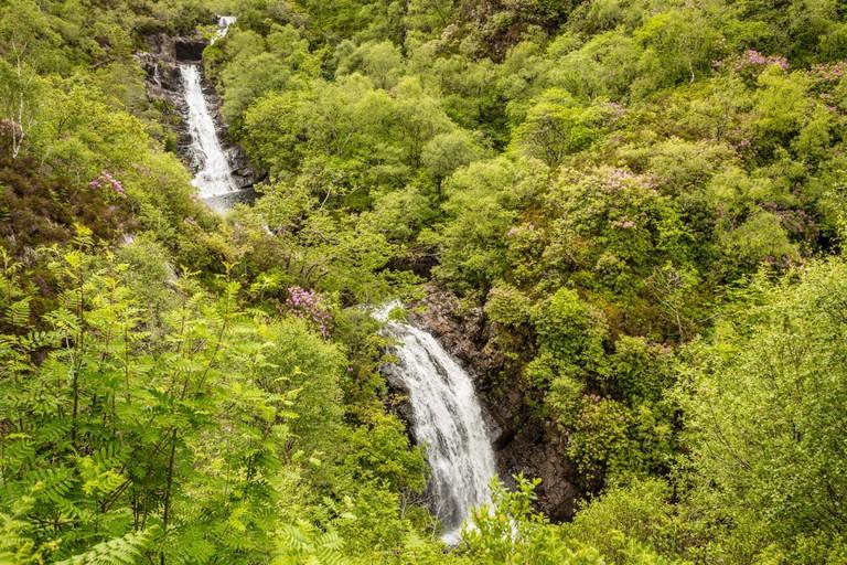 Inchree Falls | © Greg_Men/Flickr