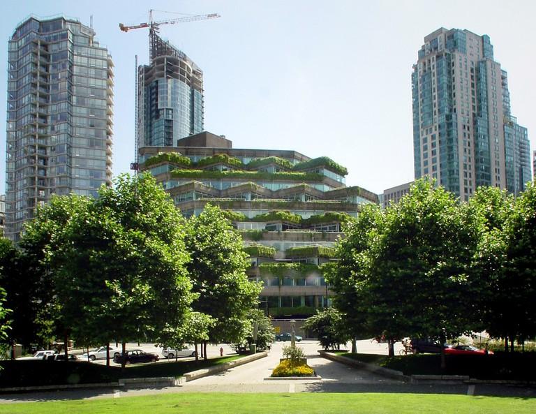 Evergreen Building
