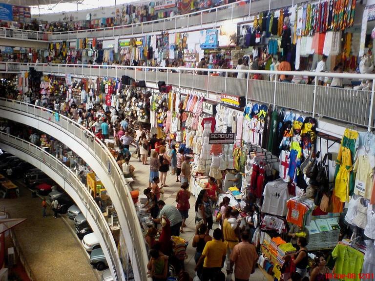 Mercado Central / © Naíra Teixeira Dias / Flickr