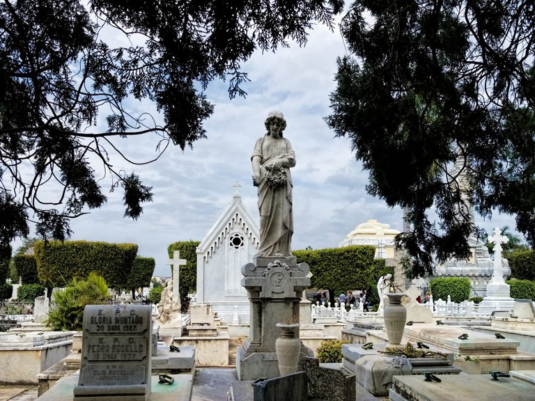 Colon Cemetery, Havana, Cuba | © Dan Lundberg / Flickr