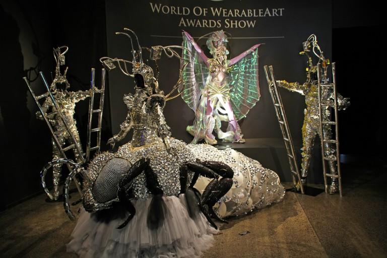 World of Wearable Art Displays | © Tony Hisgett/Flickr