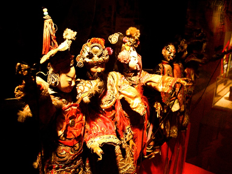 Poheti Doll display in the National Museum of Malaysia | © Danny Tan / Flickr