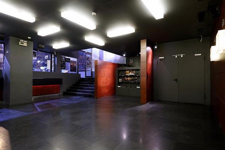 Cinema Mikrokosmos, Athina