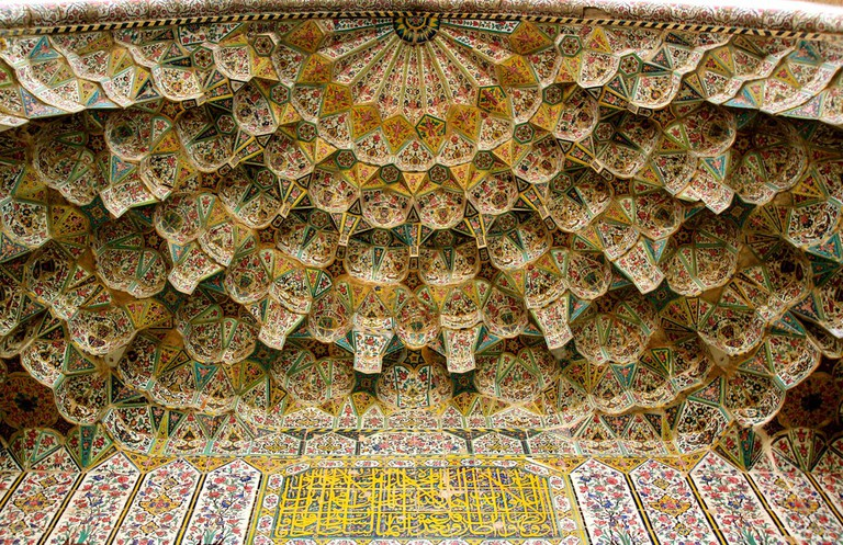 Vakil Mosque | © reibai / Flickr