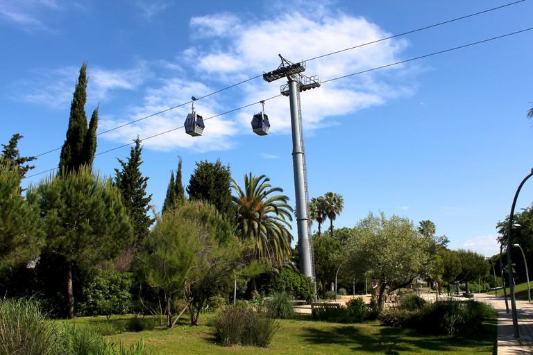 The gardens of Montjuïc © Alexander Johmann