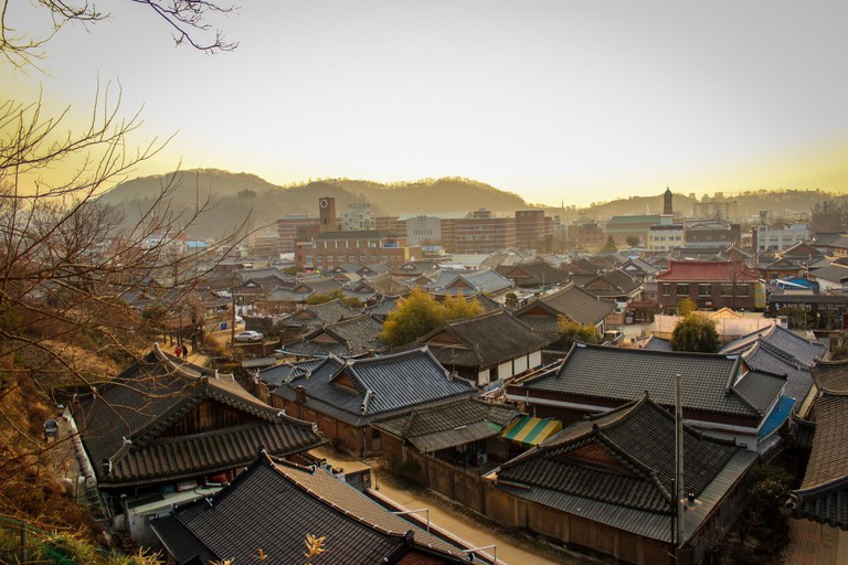 Jeonju Hanok Village | © Chris Anderson / Flickr