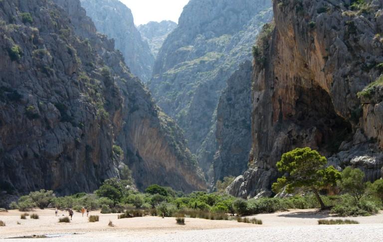 Torrent de Pareis gorge © Aina Vidal / Flickr
