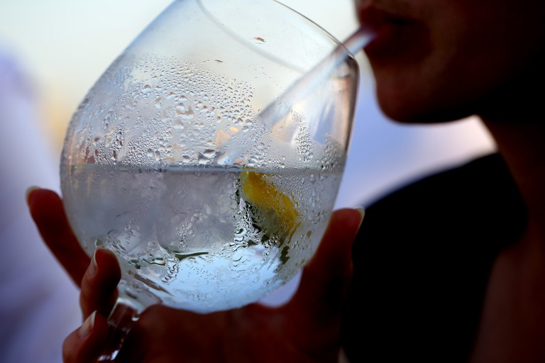 Cool down with a G&T