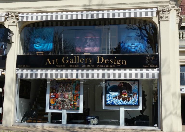 Art Gallery Design, Le Touquet-Paris-Plage