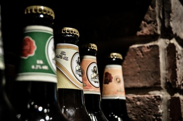 Craft beers. Photo: Pixabay