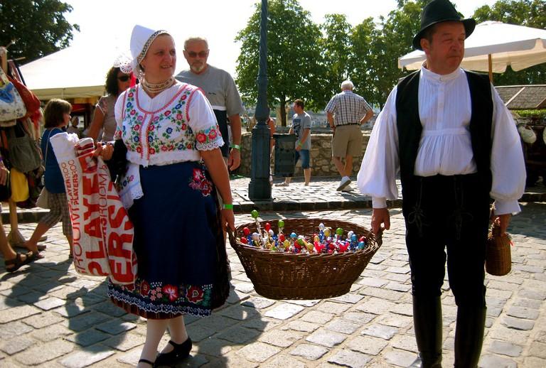 Festival of Folk Arts in Budapest