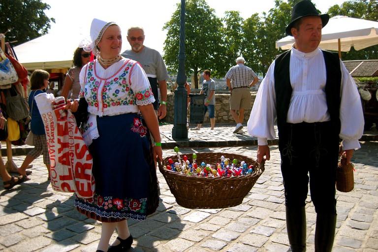 Budapest festival of folk arts