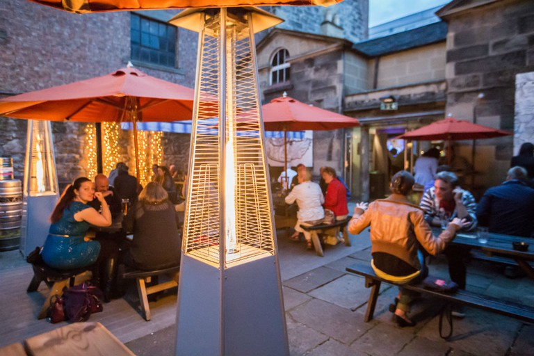 The Outhouse Beer Garden