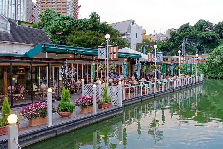 Canal Cafe, Tokyo
