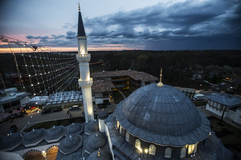 Diyanet Center of America | Courtesy of the Diyanet Center of America
