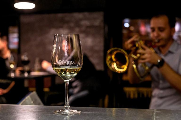 Divino wine bar in Debrecen
