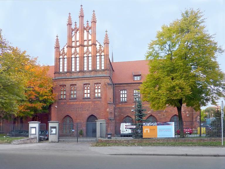 Gdansk National Museum | © Szczebrzeszynski / Wikipedia Commons