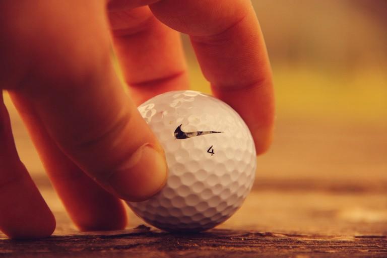 Golf Ball   © yaroslavgrigorichen/Pixabay