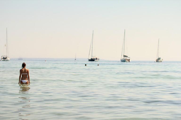 The yacht life in Ibiza CC0 Pixabay