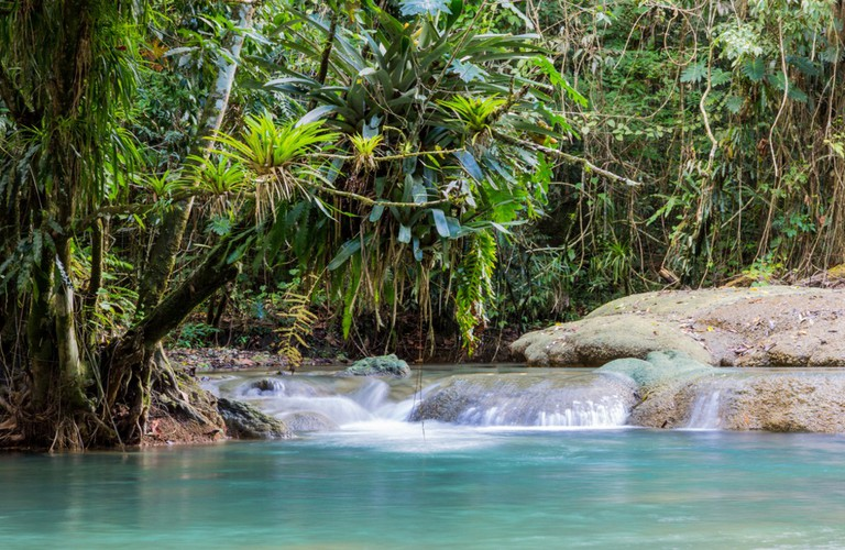 Y.S. Falls, Jamaica | © Sherry Talbot/Shutterstock