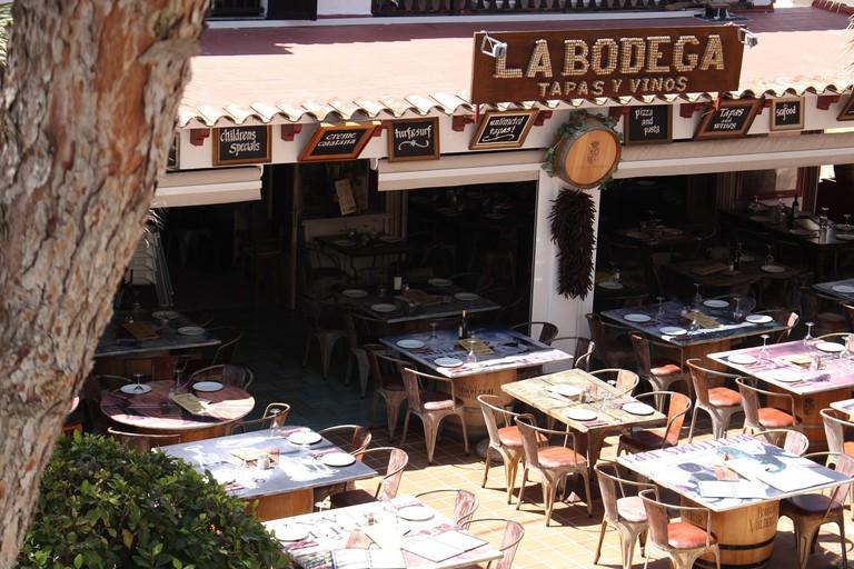 Restaurant La Bodega Mallorca