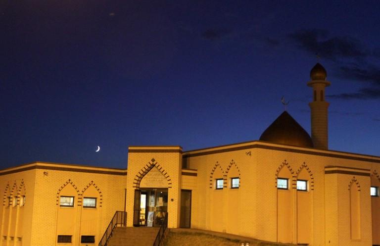 Islamic Center of Central Missouri – Columbia, Missouri | © Spartymanz/Wikimedia