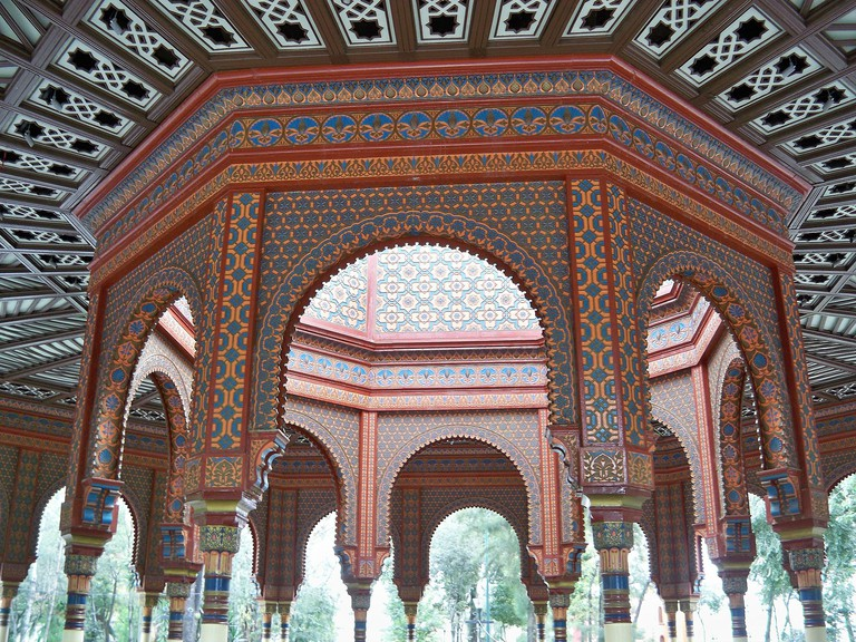 Kiosco Morisco | © HA/WikiCommons