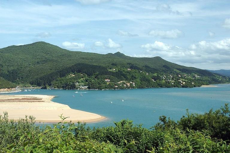 Laida Beach, Spain | ©Eltito / Wikimedia Commons