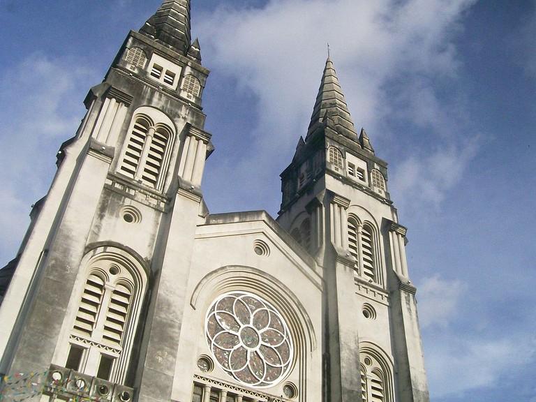 Metropolitan Cathedral / © Rodrigo Texeira / Wikimedia Commons