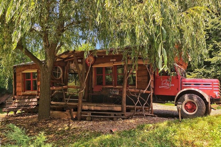 Mokus Valley glamping in Hungary