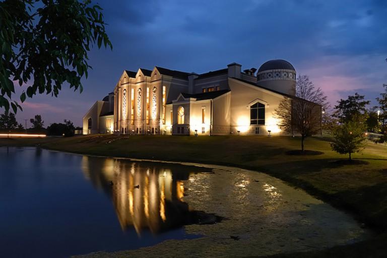 Noor Islamic Cultural Center - Columbus, Ohio | Courtesy of Noor Islamic Cultural Center