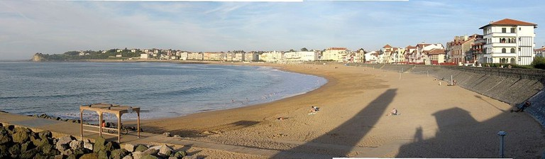 Playa de San Jean de Luz | ©isol / Wikimedia Commons