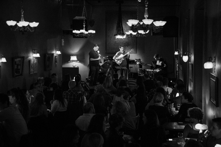 Thelonious Jazz Club   © Thelonious Jazz Club