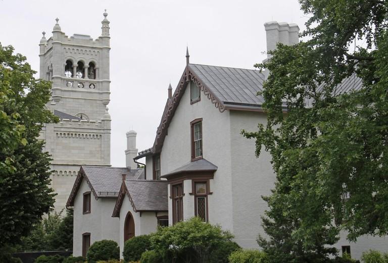 President Lincoln's Cottage Petworth David Flickr
