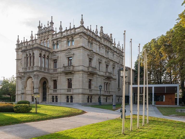 Museo de Bellas Artes, Vitoria-Gasteiz, Spain | ©Basotxerri / Wikimedia Commons