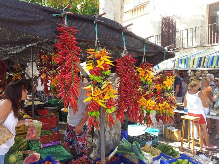 Alcudia Market   © Morfheos / Flickr