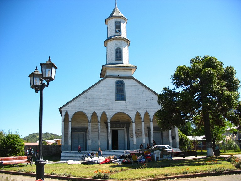 Church of Our Lady of Sorrows, Dalcahue