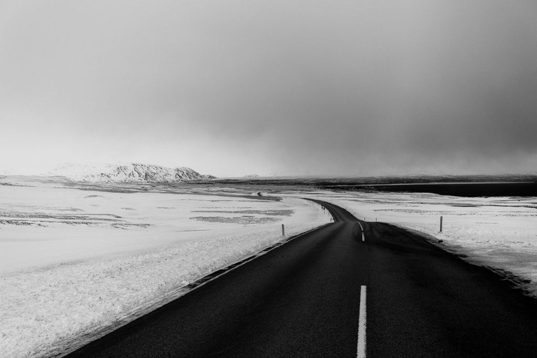 On the Golden Circle Road (Iceland) | © Flickr/David Phan
