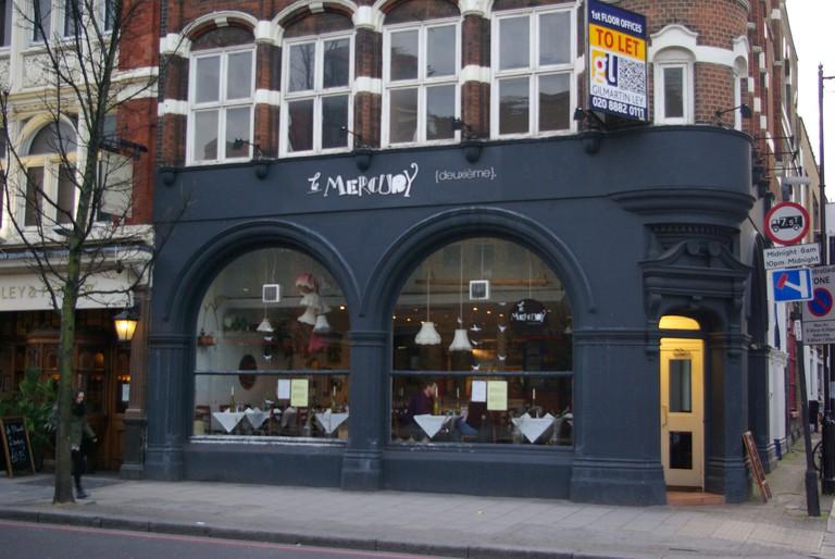 Le Mercury, London